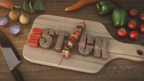 BBQ Stick
